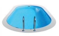 Акация гостиница - иконка «бассейн» в Базарных Матаках