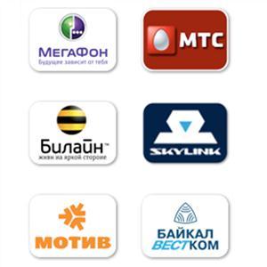 Операторы сотовой связи Базарных Матаков