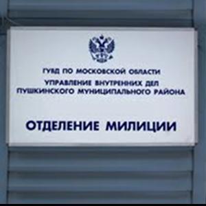 Отделения полиции Базарных Матаков
