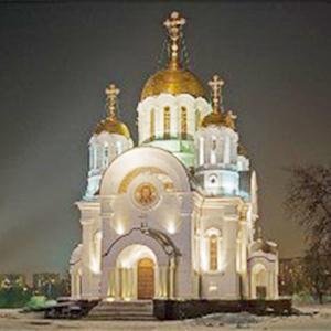 Религиозные учреждения Базарных Матаков