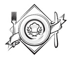 Станция - иконка «ресторан» в Базарных Матаках